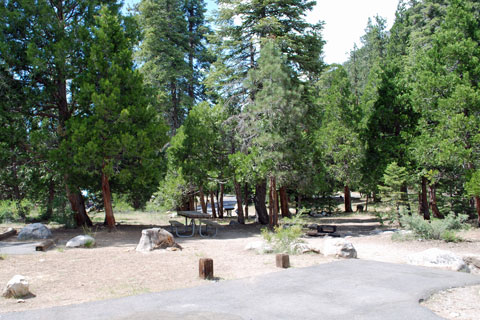 Dardanelle Campground, Stanislaus National Forest, CA