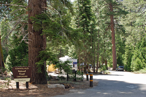 Deadman Campground, Stanislaus National Forest, CA