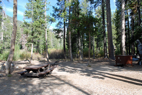 Pumice Flat Campground, Inyo National Forest, CA
