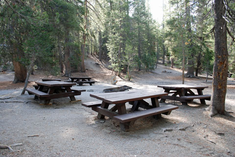 Pumice Flat Group Campground, Inyo National Forest, CA