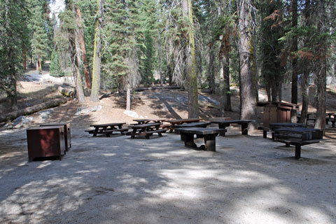 Cove Group Camp, Sequoia National Forest
