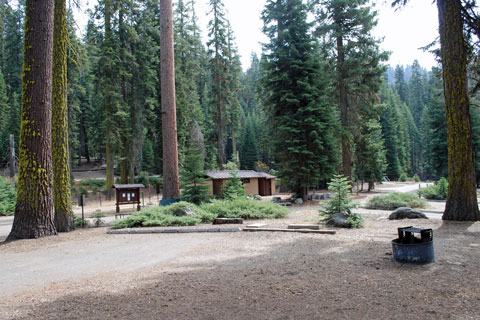 Dorst Creek Campground, Sequoia National Park