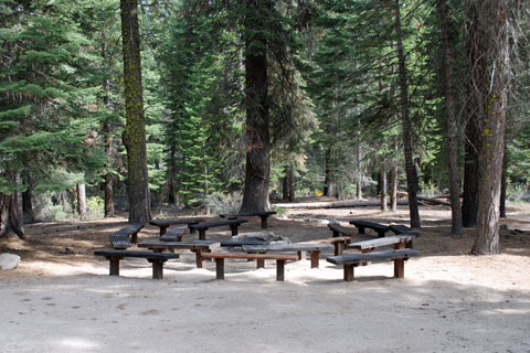 Fir Group Camp, Sequoia National Forest
