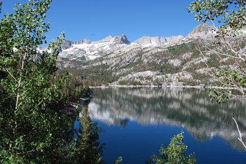 South Lake,  Inyo National Forest, CA