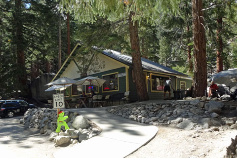 Whitney Portal store,  Inyo National Forest, CA