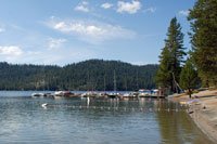 Huntington Lake, Central California campgrounds