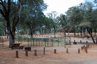 Loafer Creek Equestrian Camp, Lake Oroville,  CA