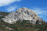 Moro Rock, Sequoia National Park, Southern California campgrounds