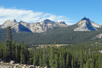 Tuolumne Meadows, Yosemite, CA