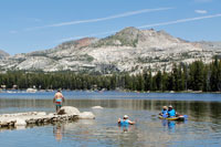 Wrights Lake, El Dorado County, CA