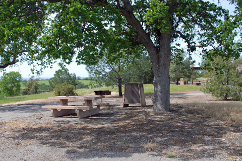 Blue Oaks Campground, Don Pedro Lake, CA