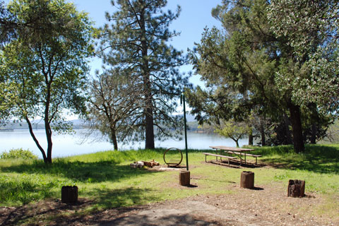 Bushay Campground, Lake Mendocino, CA