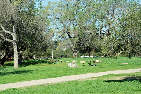 Cachuma Lake Campground, CA