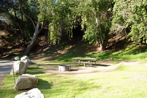 Cerro Alto Campground, Los Padres National Forest, CA