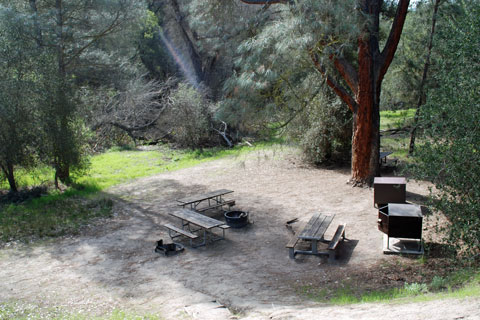Pinnacles National Park Group Campground, CA