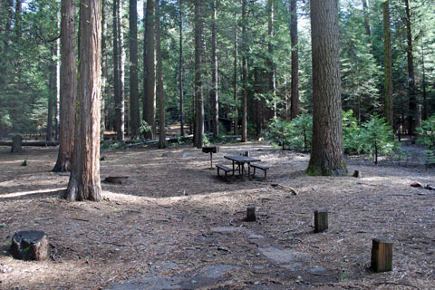 PiPi Campground, Cosumnes River, Eldorado National Forest, CA