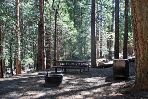 Dorabelle Campground, Shaver Lake, Sierra National Forest, CA