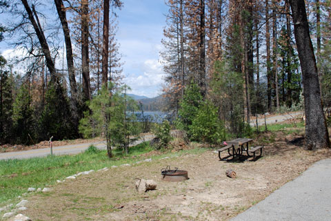 Forks Campground, Bass Lake, Sierra National Forest, CA