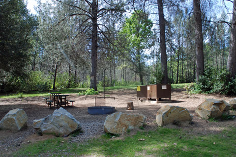 Whiskeytown Horse Campground, Whiskeytown Lake, CA