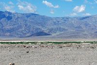 Death Valley,  Southern California campgrounds