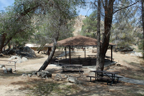 French Gulch Group Campground, Lake Isabella, CA