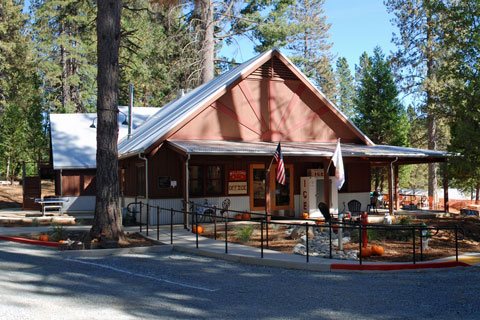 Inn Town Campground Commons, Nevada City, CA