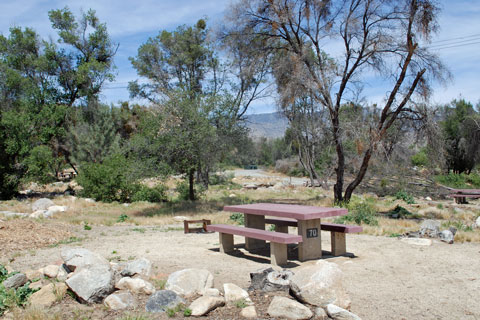 Tillie Creek Campground, Lake Isabella, CA