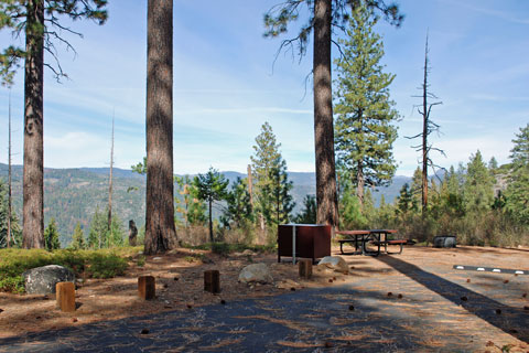 TeleLi puLaya Campground, Stanislaus National Forest, CA