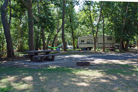 Sycamore Ranch Campground, Yuba County, CA