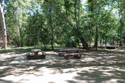 Sycamore Ranch Group Campsite, Yuba County, CA