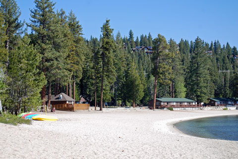 Meeks Bay Resort, Lake Tahoe