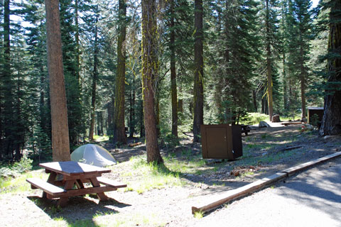 Fir Top Campground, Jackson Meadows Reservoir, Tahoe National Forest
