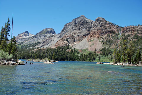 Green Lake, Mono County, CA