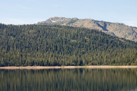 Jackson Meadows Reservoir, Tahoe National Forest, CA