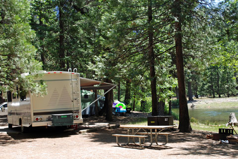 North Pines Campground, Yosemite National Park
