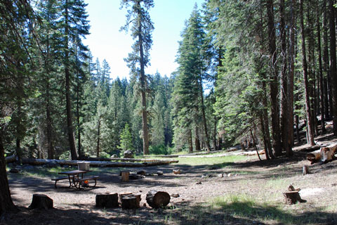 High Bridge Campground, Lake Almanor, CA