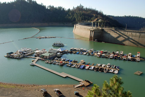 Emerald Cove Marina, New Bullards Bar Reservoir, CA
