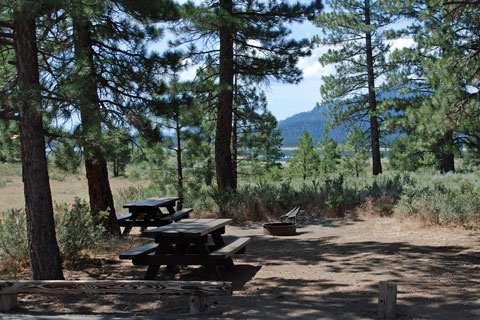 Lightning Tree Campground, Lake Daivs, Plumas National Forest