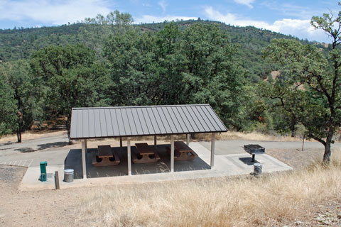 Lime Saddle Group Campground, Lake Oroville, CA