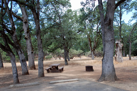 Loafer Creek Campground, Lake Oroville, CA