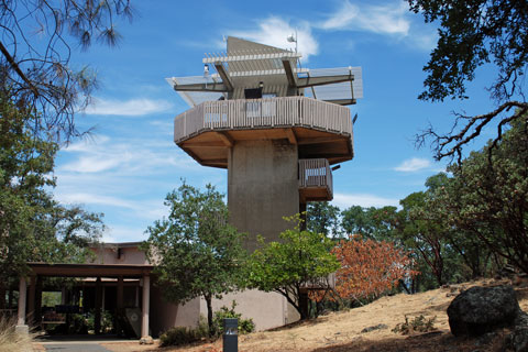 Lake Oroville Observations Tower, Lake Oroville, CA