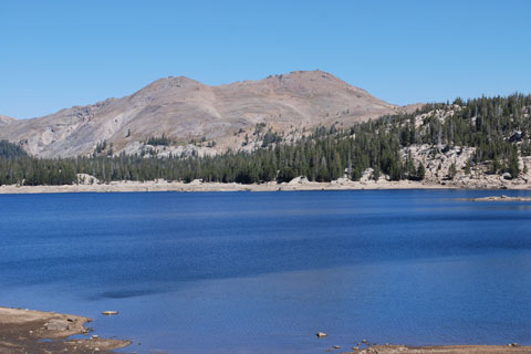 Twin Lake, near Blue Lakes, Humboldt-Toiyabe National Forest, CA