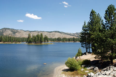 Antelope Lake, Plumas National Forest, CA