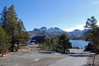 Caples Lake, Central California campgrounds