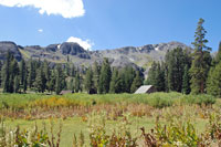 Ebbetts Pass area, Central California campgrounds