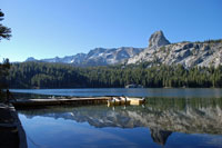 Mammoth Lakes, Central California campgrounds