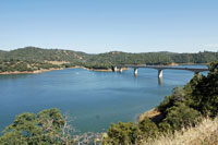 New Melones Reservoir, Central California campgrounds